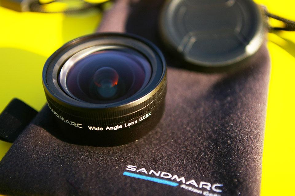 Rockpal | SANDMARC 內徑4cm深鏡頭夾